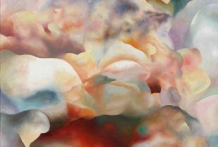 Die Wälder von Tranzelot, , 180 x 130 cm, 2012, Öl auf Leinwand