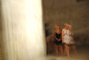 Goldener Teppich, , 80 x 120 cm, 2009, Diasec