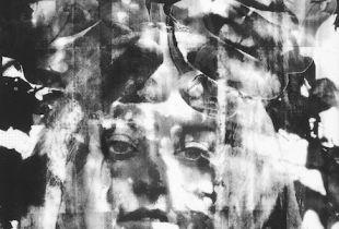 Identität - Mädchen mit Vogel, Nusbaum, Dieter, 80 x 60 cm, 2015, Mischtechnik auf Leinwand
