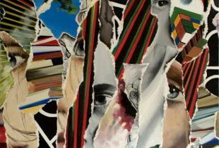 Layers, , 150 x 120 cm, 2010, Öl auf Leinwand
