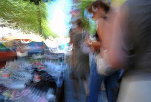 Markt, , 80 x 120 cm, 2009, Diasec