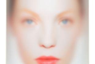 Michelle, 100 x 80 x 23 cm, 2013, Mixmedia hinter Plexiglas