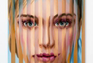 Multipersonality #78, Wakultschik, Maxim, 56 x 52 cm, 2015, Öl auf Holz