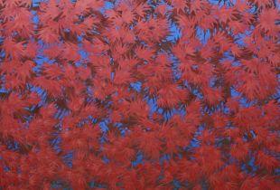 Palmahorn, , 65 x 80 cm, 2006, Öl auf Leinwand