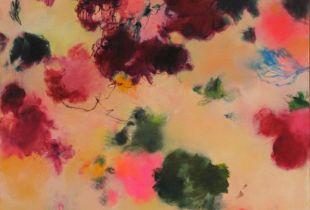Schläferstündchen, , 135 x 120 cm, 2011, Öl auf Leinwand
