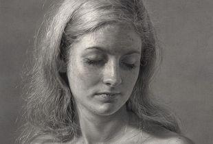 Silence, Dzimirsky, Dirk, 50 x 50 cm, 2015, Graphit auf Papier