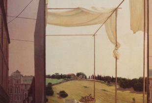 Sonnige Fracht, , 120 x 100 cm, , Öl auf Leinwand